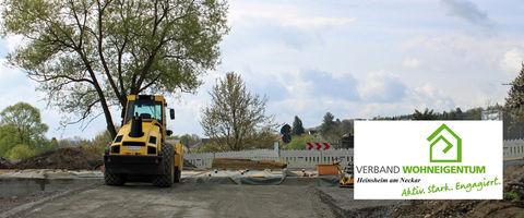 L 528 zwischen Heinsheim und Schleuse Gundelsheim voll gesperrt !