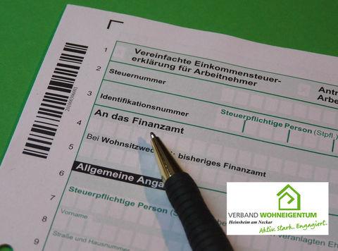 Steuertipp: