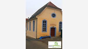 Ehemalige Synagoge Heinsheim