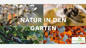 Natur in den Garten