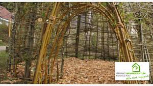 Garteninformation - Bauen mit Weiden