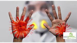 Infektionsschutz Coronavirus