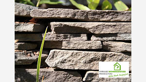 Gartengestaltung mit gebrauchten Materialien