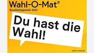 WAHL-O-MAT zur Bundestagswahl am 26.09.2021