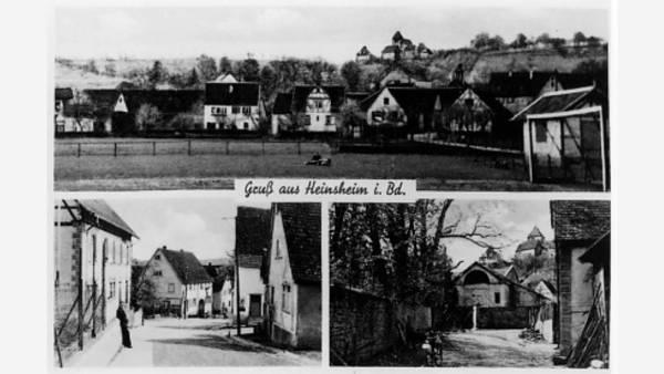 Themenbild: Chronik des Verband Wohneigentum Heinsheim am Neckar