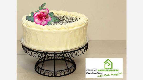 Themenbild: Weißer Schokoladen-Cheesecake