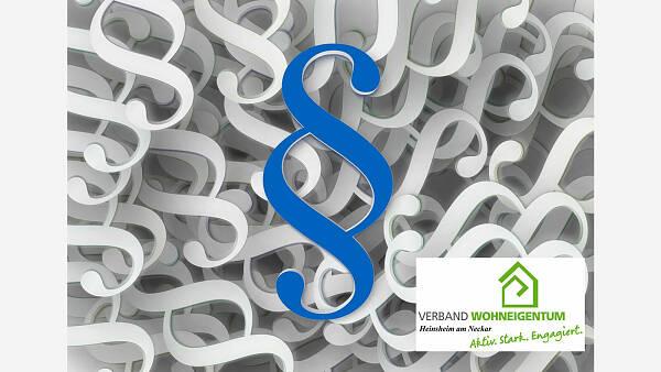 Themenbild: Recht: Tipps und Infos für Wohneigentümer