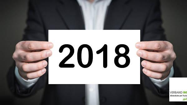 Themenbild: Termine 2018