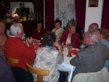 Erstes Treffen mit Siedlerverein Seewalchen_30090505