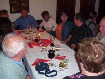 Erstes Treffen mit Siedlerverein Seewalchen_30090521