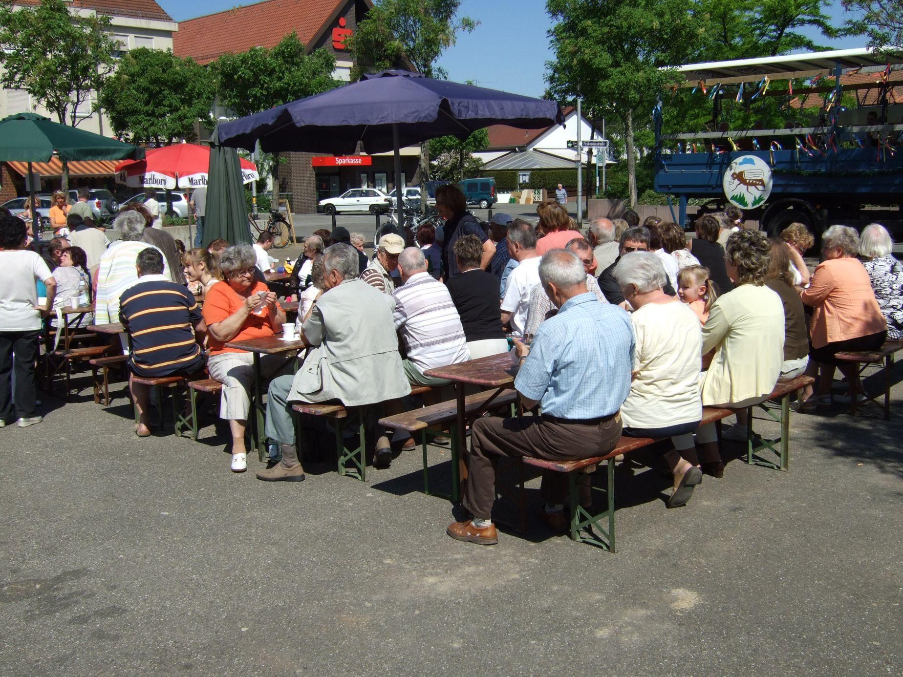 Fotos vom Platzkonzert am Marktplatz Rheinau-Süd_06
