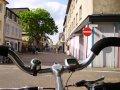 die Oberstraße (Fussgängerzone) in Uerdingen