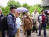 im Garten von Klaus Bender und Manfred Lucenz in Bedburg-Hau - Schneppenbaum (4000qm)