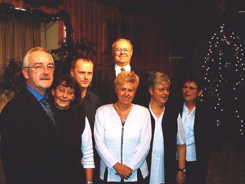 Vorstand 2002 - 2005
