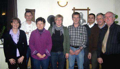 Vorstand 2011 - 2014