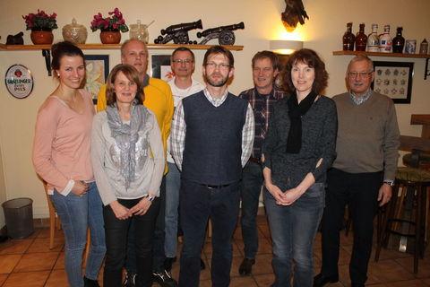 Der Vorstand 2017