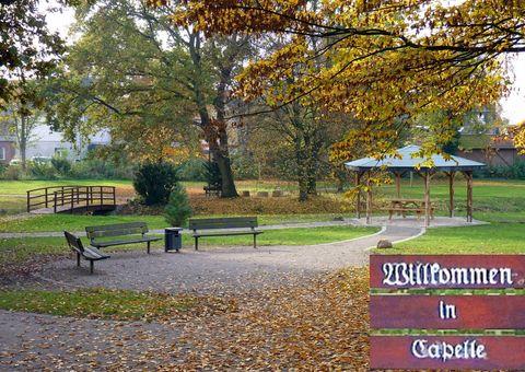 Dorfpark in Capelle