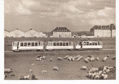 Flughafen D-Lohausen - Anno 1935