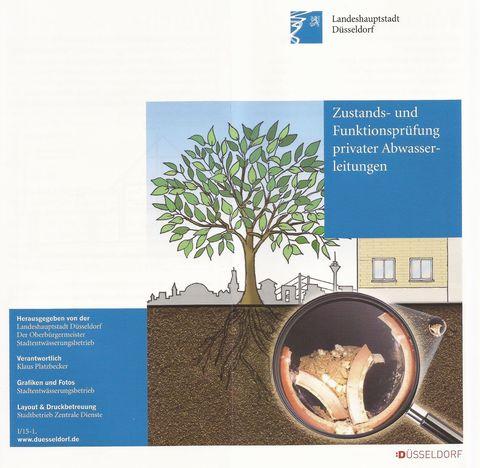 Faltblatt Stadtentwässerungsbetrieb