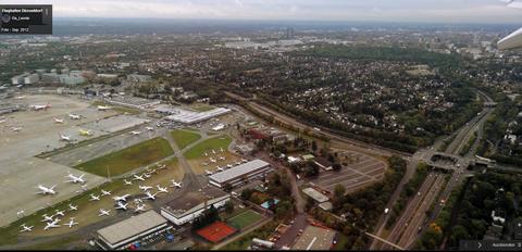 Nachbar Flughafen DUS
