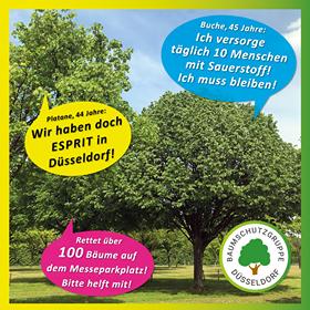 Bild 1 der Baumschutzgruppe Düsseldorf