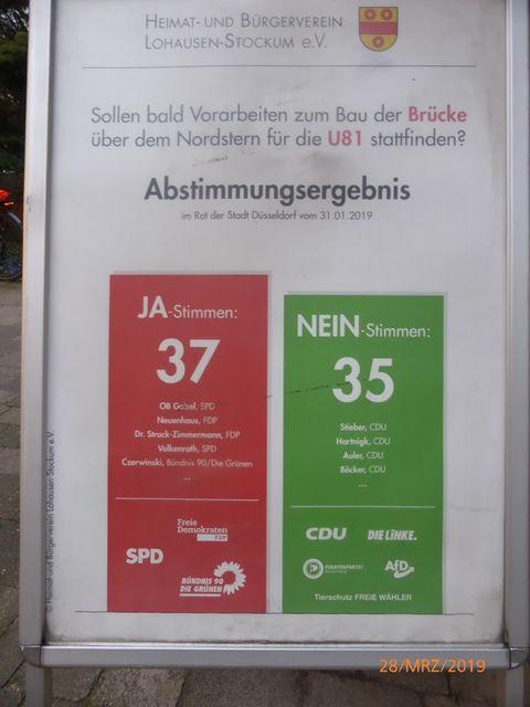 U81 Plakat