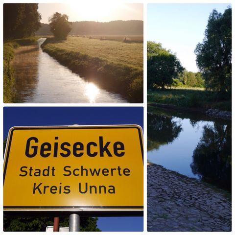Geisecke, Ruhrauen/Juli 2016