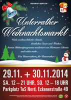 Weihnachtsmarkt Unterrath 2014