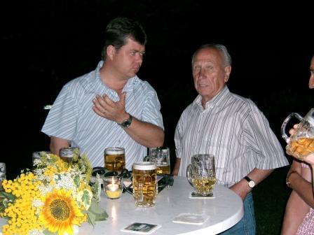 Peter und Gerhard