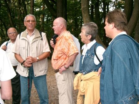 Helmut, Alfred, Hans, Heidi, Peter