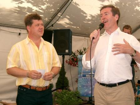 Peter Jungfleisch und Clemenz Lindemann