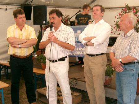 P. Jungfleisch, A. Hochlenert, C. Lindemann und G. Hilker