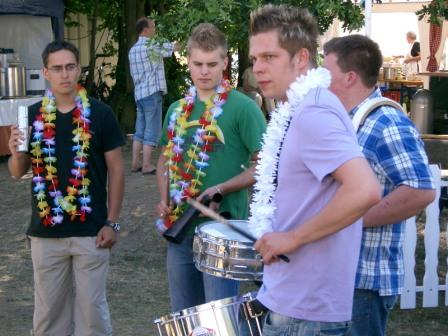Samba-Trommler