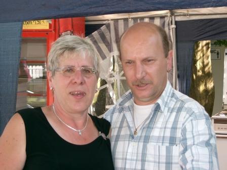 Ronnie und Marion