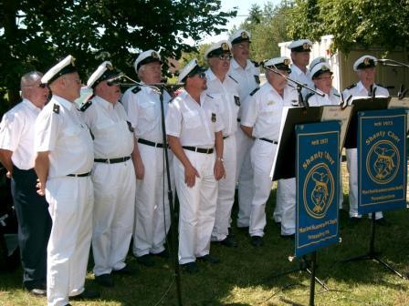 Marine-Chor Neunkirchen