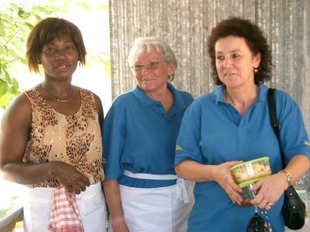 Sommerfest 2007 verband wohneigentum ev for Küchen helfer