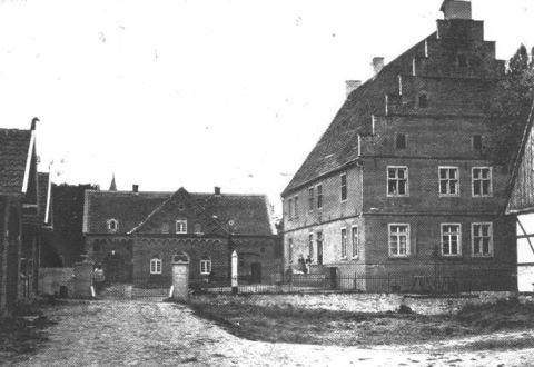 Haus Wenge früher