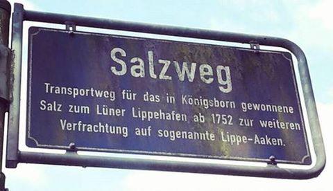 Salzweg