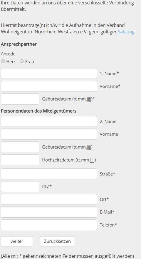 Verband-Woneigentum