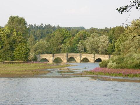 Kanzelbrücke am Möhnesee