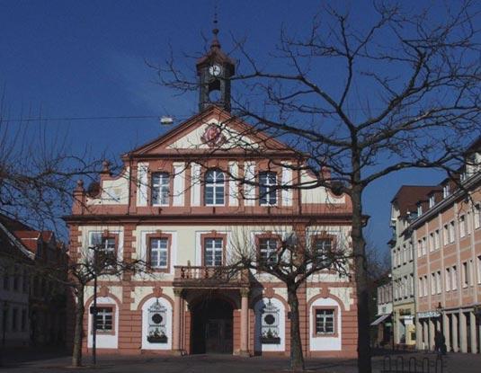 Rathaus Stadt Rastatt
