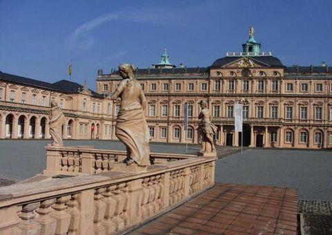 Residenzschloss in Rastatt