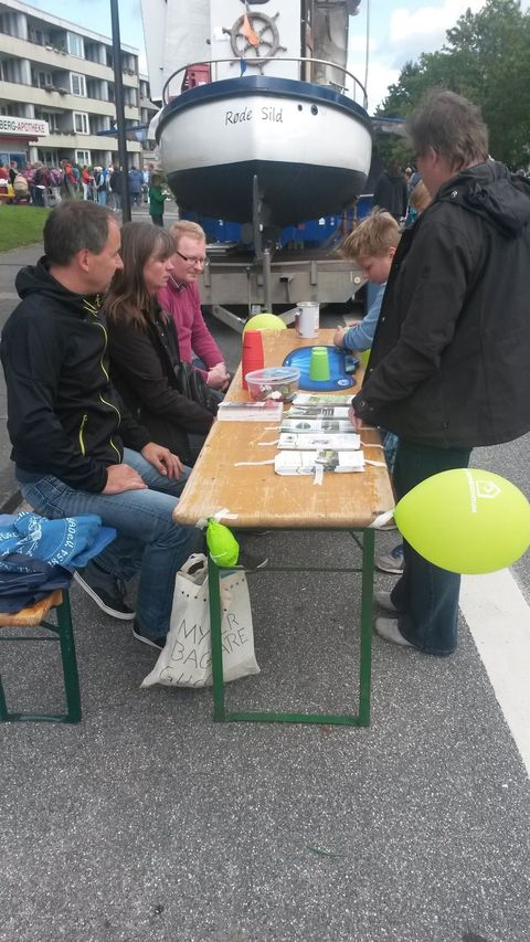 Stadtteilfest 2015
