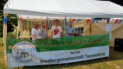 Kinderfest in Tanneberg