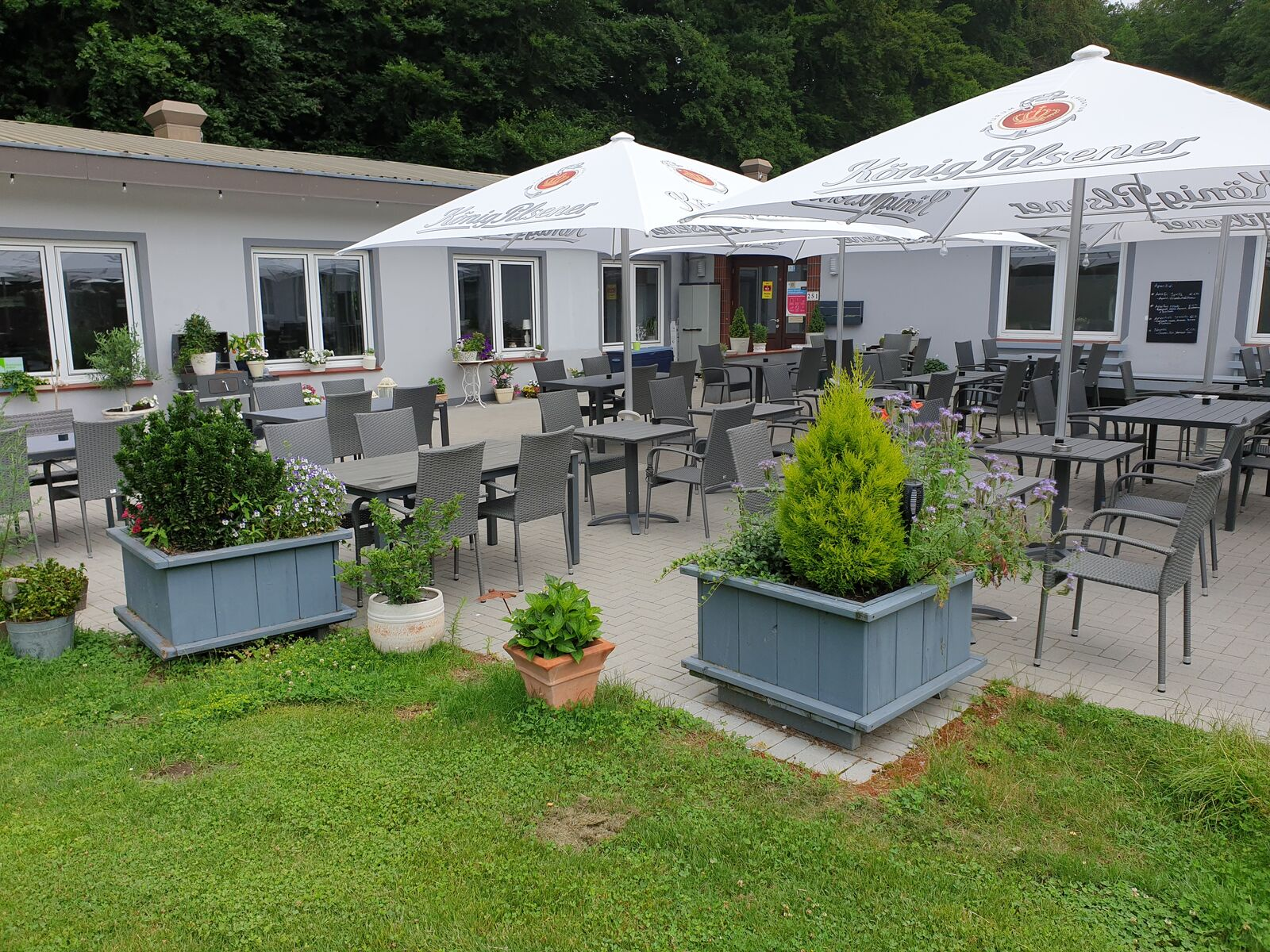 La Tavernetta am Tannenberg