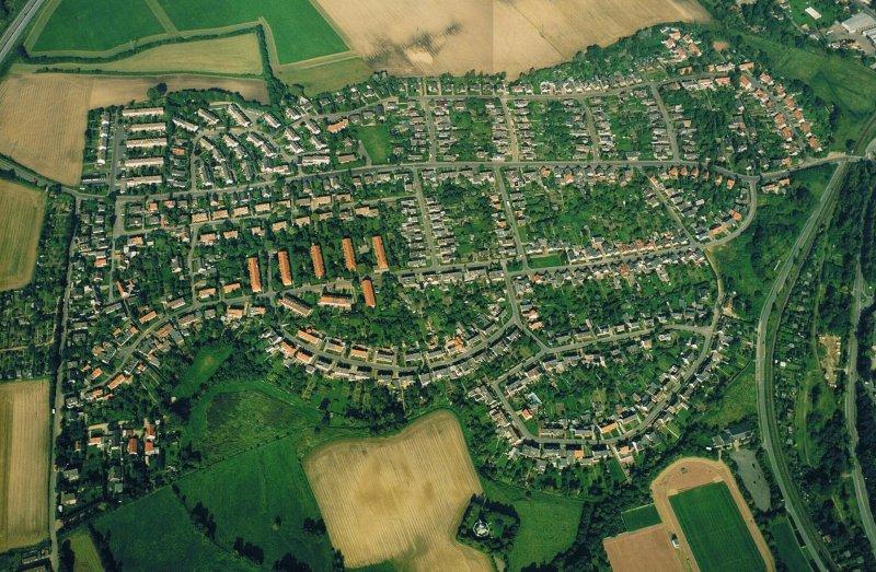 Siedlung Teutendorfer Weg