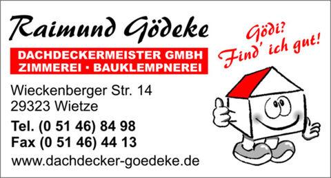 R. Göedeke, Wietze, Wieckenberger Str. 14