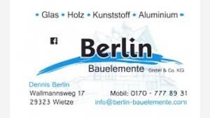 Berlin Bauelemente, Wietze