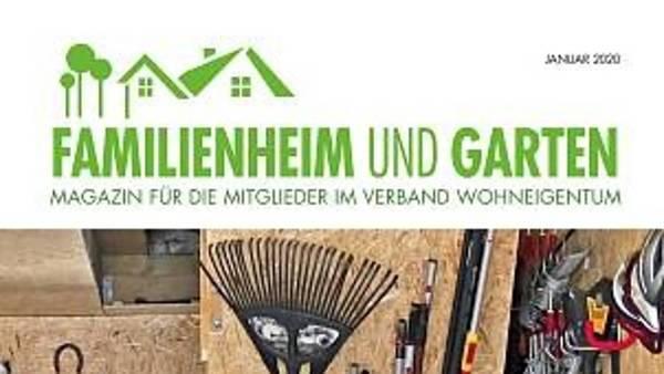 Themenbild: Familienheim und Garten