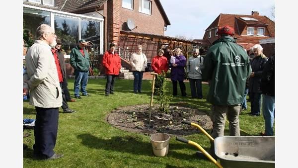 Themenbild: Garteneratung in Wietze